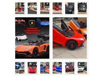 Lamborgini SV, In 5 Colours, Also Large Selection Of Ride-On Cars In Store,From £100