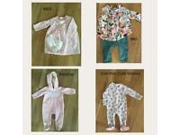Baby Girl Bundle 3-6 months (BabyGap, M&S, Next)