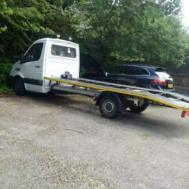Mercedes Benz Car transporter great runner