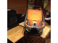 Flymo turbo lawn mower