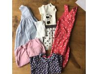 9-12months girls clothes