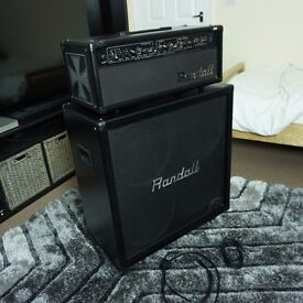 Randall KH120 Guitar Amp