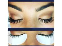September New Client offer Semi Permanent Eyelashes and Spray tan