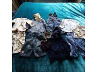 3-6 mth bundle boys clothing