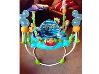 Finding Nemo Jumperoo Baby Bouncer