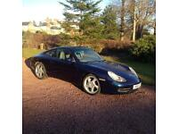 Porsche 911 996 Carrera 4 tiptronic