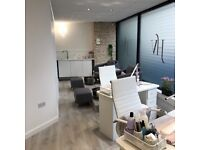 2x Beautiful rooms to rent within Harper Victoria Aesthetics and Beauty Clinic