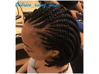 MOBILE AFRO HAIRDRESSER-weaves from £10, Box braids from £30, crochet braids from £25