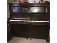 Piano- Free to a good home. Upright Piano. You need to collect or pay a courier. Enjoy :)
