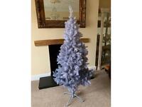 Habitat 6ft Christmas Tree - Grey Ombre