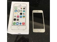 iPhone 5S 16 GB Silver