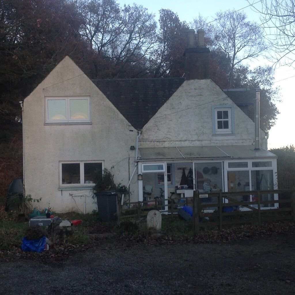 Large Rural Cottage To Let In Lockerbie Dumfries And
