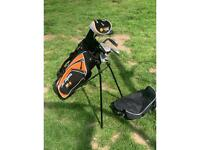 Junior Ben Sayer golf set