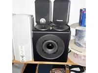 speaker black mikomi