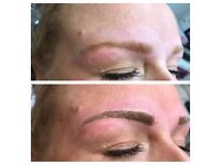 Semi Permanent Brows £99 Special!!