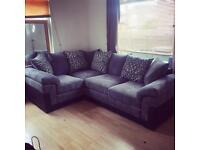 Right hand corner sofa