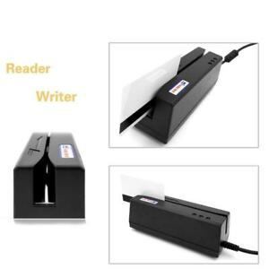 CARD-TECH MSR900 HiCo Magnetic Card Reader/Writer, Software included!