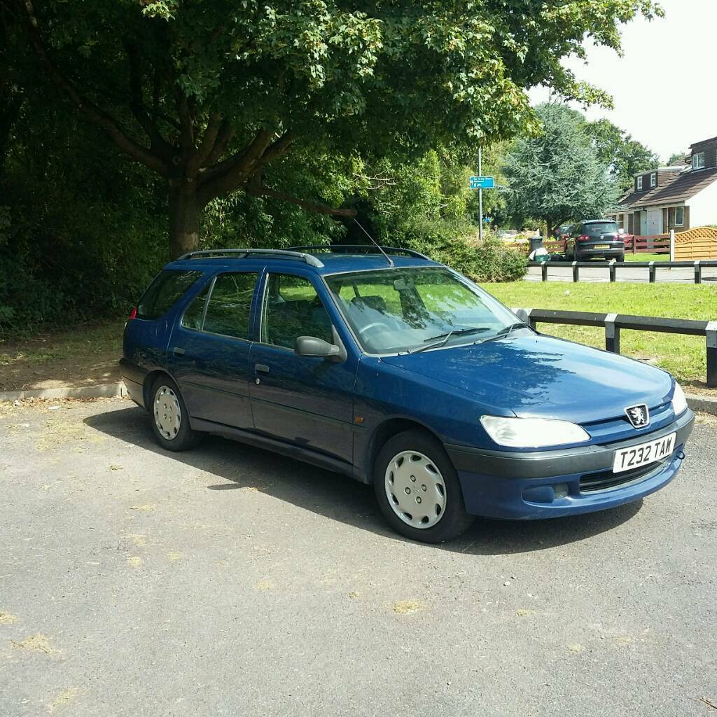 1999 T Peugeot 306 1.9 Turbo Diesel Estate
