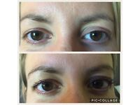 Lash Lift and Tint with Eyebrow Definition and Tint