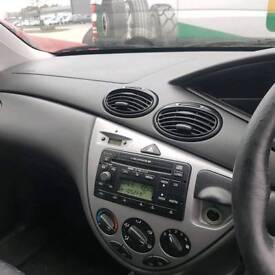 Cheap ford focus 1.8
