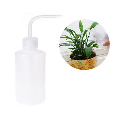Cheap Water Bottles (250 ml Plastic Squeeze Type Watering Bottle Cheap Plant Water Can Curved)