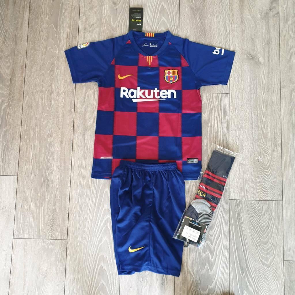 ba0bfe6af 2019/20 Barcelona football kit | in Birkenhead, Merseyside | Gumtree