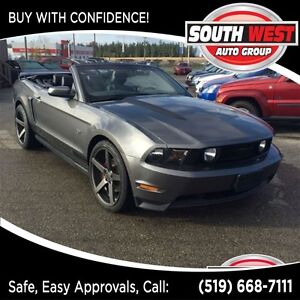 2010 Ford Mustang GT London Ontario image 1