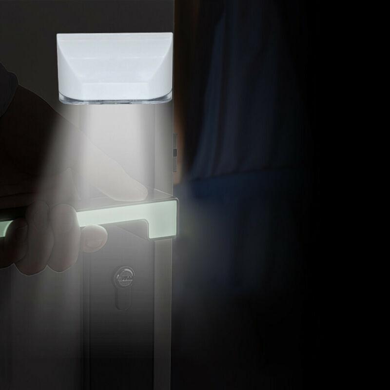 LED Smart Door Lock Cabinet Key Induction Small Domestic Nig