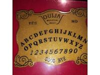 Handmade resin ouija board