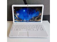 TOSHIBA C850/ INTEL i3 2.30 GHz/ 8 GB Ram/ 640 GB HDD - WINDOWS 7
