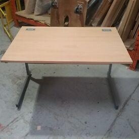 Medium Maple Desk
