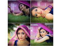 £100 to £300 wedding Indian Punjabi Bengali Pakistani videography, photography