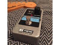 Holy Grail Electro-harmonix EHX Reverb Guitar Pedal - Hall / Spring / Flerb