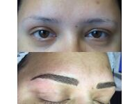 *Models Required for Semi Permanent Makeup* Lash Enhancement, Lip Blush, Haistroke Brows