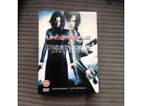 Double DVDs UNDERWORLD & UNDERWORLD(Evolution)
