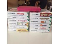 New Condition Nintendo DSi with 12 games!