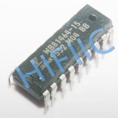1pcs Mb81464-15 Mos 262144 Bit Dynamic Random Access Memory Dip18