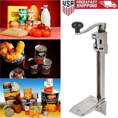 Professional Commercial Can Opener For Large Catering Tinscans 11 Heavy-duty