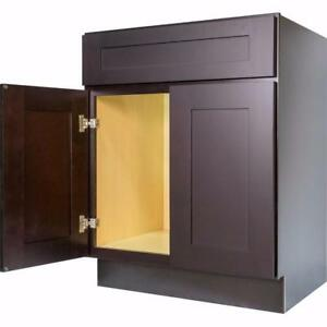 Bathroom Cabinets from Toronto  , Solidwood Vanities ,Custom Cabinets , wood Vanity , kitchen cabinets . Bath Vanity