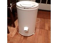 small spin dryer in excellent condition