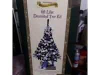 Christmas tree 6 ft no decoration