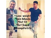Personal Trainer and Nutrition Coach