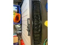 Audi A4 b6 front grill