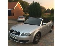 Audi A4 SE Cabriolet, must be seen.