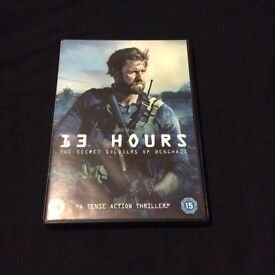 2016 New Release 13 Hours