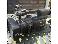 Panasonic HVX-201e HD Professional Camcorder