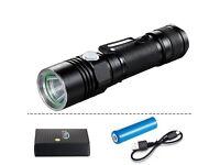 USB LED Flashlight Torch Light
