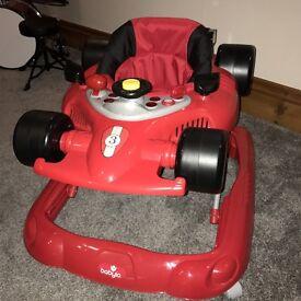 Racer 500 baby walker