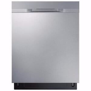 Lave-vaisselle avec technologie Storm Wash en acier inoxidable Samsung ( DW80K5050US )