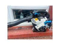 Macallister blower spares or repairs